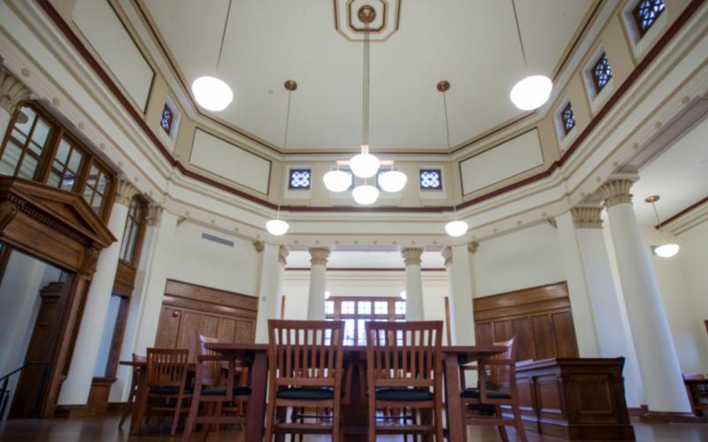 Carnegie library renovation dsi construction_10