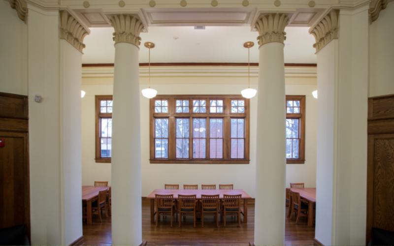 Carnegie library renovation dsi construction_11