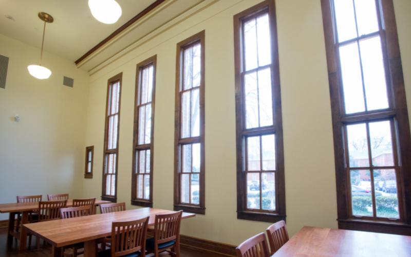 Carnegie library renovation dsi construction_13