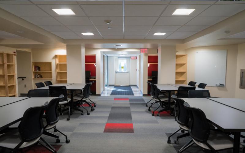 Carnegie library renovation dsi construction_2