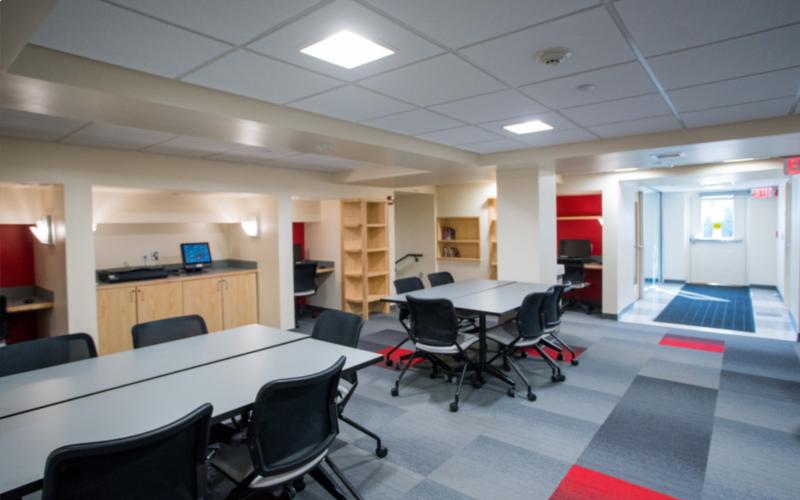 Carnegie library renovation dsi construction_3