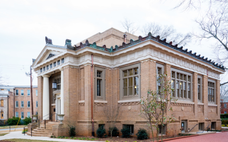 Carnegie library renovation dsi construction_4