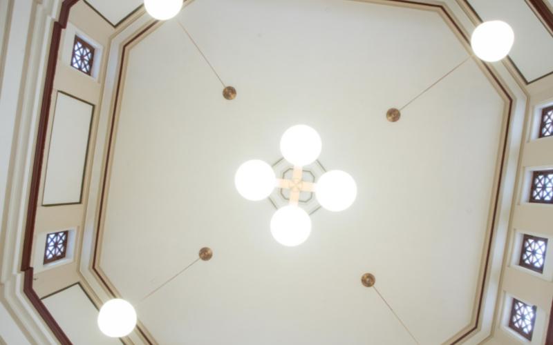 Carnegie library renovation dsi construction_7