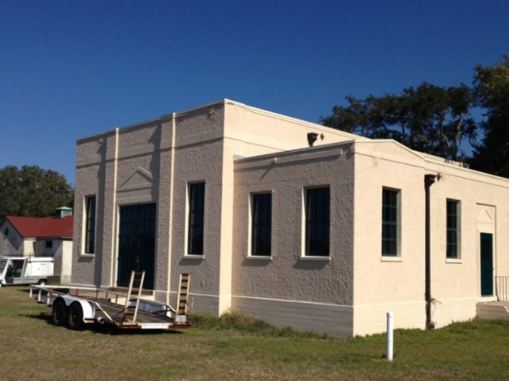 Sapelo island renovation dsi construction_1