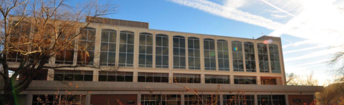 UGA Journalism Building
