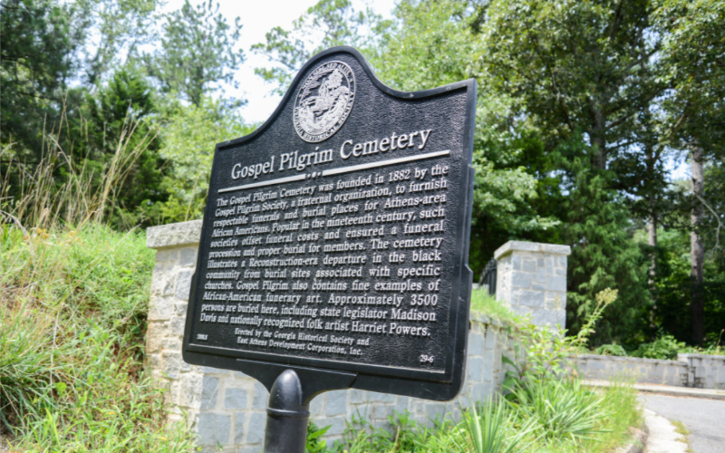 gospel pilgrim cemetery renovation dsi construction