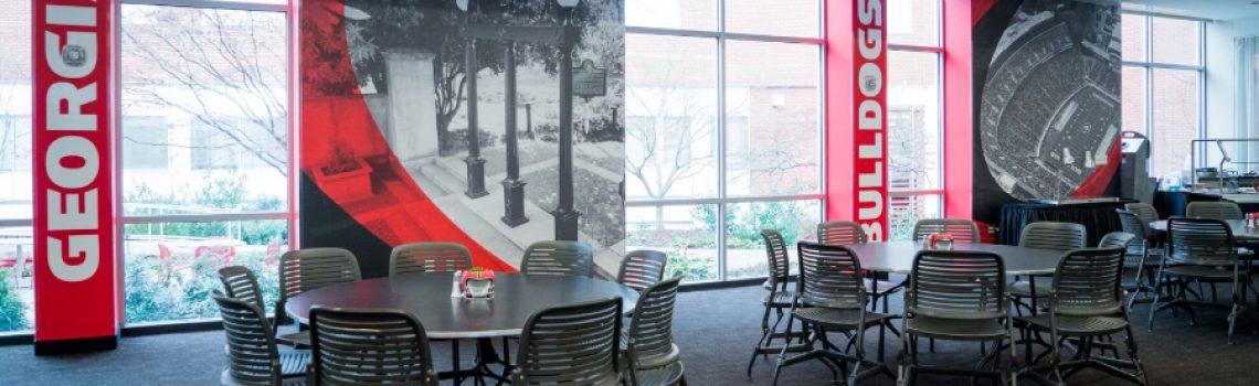 UGA Georgia Center Kellogg Galleria
