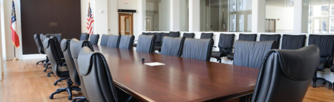UGA Memorial Hall Large Meeting Space
