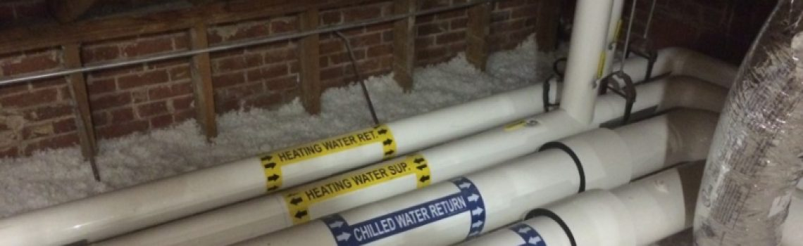 Park Hall HVAC Updates