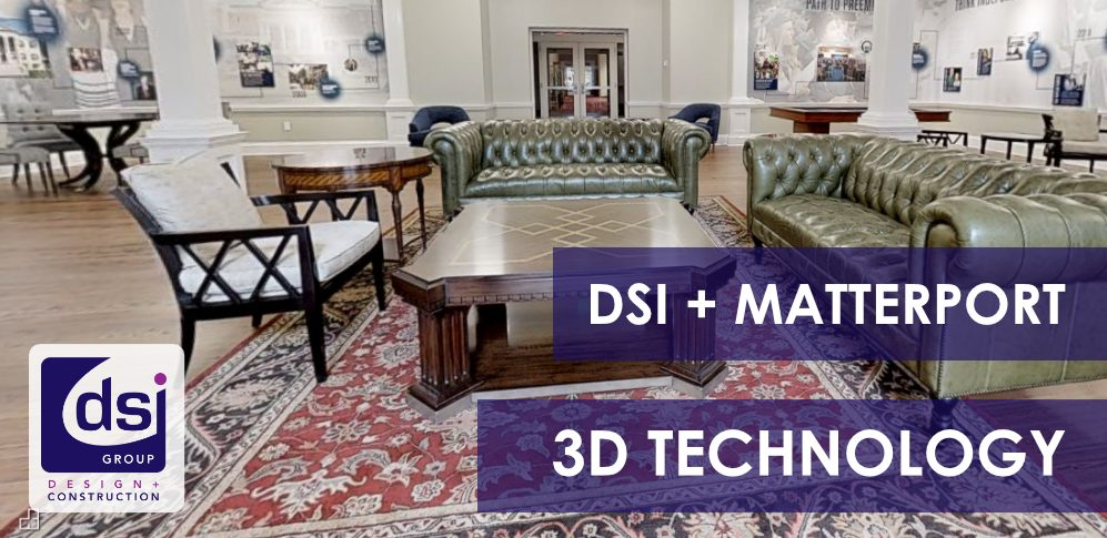 DSI Group Invests in Matterport 3D Scanning Technology